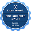 Expert Network | Distinguished lawyer | David R Bruegel